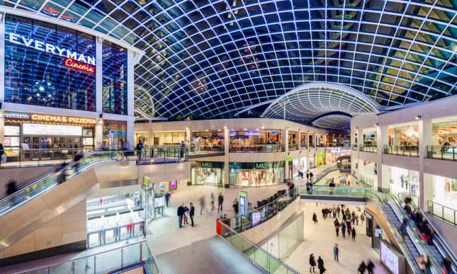 Trinity Leeds Shopping Centre