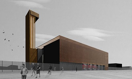 Cofely Stratford Energy Centre