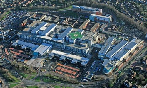 Derby City Hospital